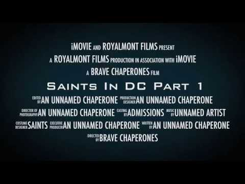Royalmont Academy - Saints In DC Part 1