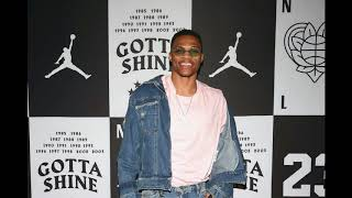 NBA MVP Russell Westbrook signs 10 year deal with Jordan Brand