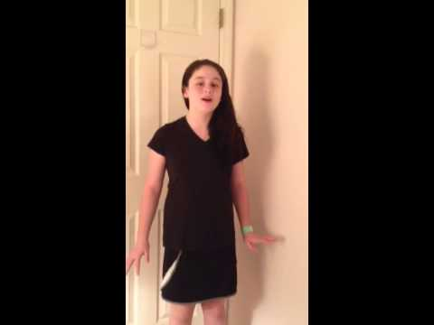 Anna Bauman audition