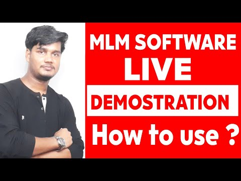 MLM SOFTWARE KAISE BANAYE | MLM WEBSITE KAISE BANAYE | HOW TO MAKE MLM SOFTWARE