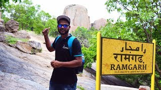SHOLAY SHOOTING LOCATION AFTER 44 YEARS | RAMGARH VLOG | NB VLOGS