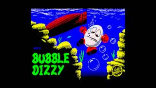 """Bubble Dizzy"" title music, ZX Spectrum 48k"