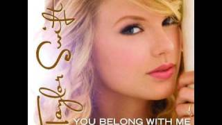 Taylor Swift--You Belong With Me [Guy Version]