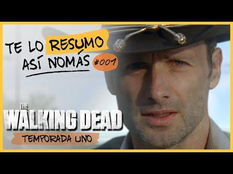 Te Lo Resumo Así Nomás #1 - Los Walking Dead Temporada 1