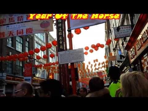 ChinaTown ~ Chinese New Year 2014