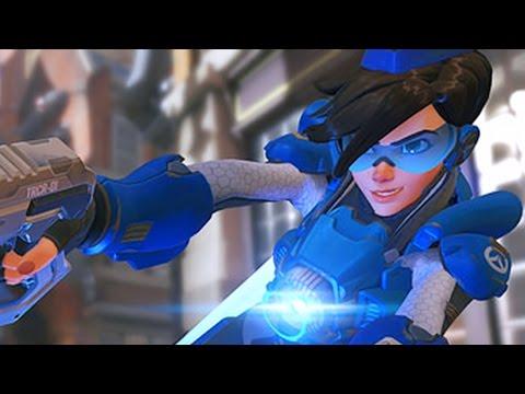 UPRISING EVENT FUN!  | Overwatch - Online Multiplayer, Gameplay Part 4 PS4