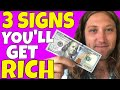 3 SIGNS YOU WILL Manifest Money Fast Using The Law of Attraction   (WARNING! LIFE-CHANGING!)