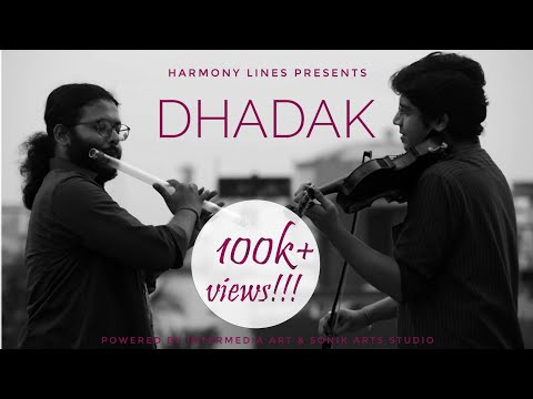 Download Lagu  Dhadak || Title Track || Instrumental Cover Mp3 Free