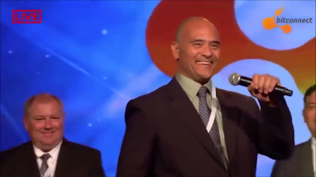 carlos matos an investor in the cryptocurrency exchange site bitconnect