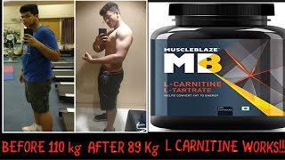 L CARNITINE veg diet ( link in description)fat loss, hair growth promoting pill unboxing