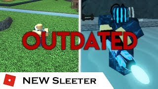 Sleeter (Outdated) | Tower Reviews | Tower Battles [ROBLOX]