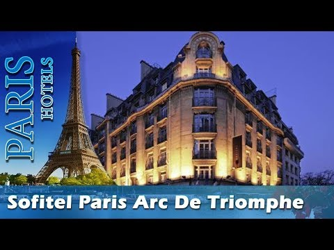 Sofitel Paris Arc De Triomphe - Paris Hotels, France