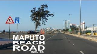 MAPUTO BEACH ROAD , Mozambique, Africa - Part II [2018]