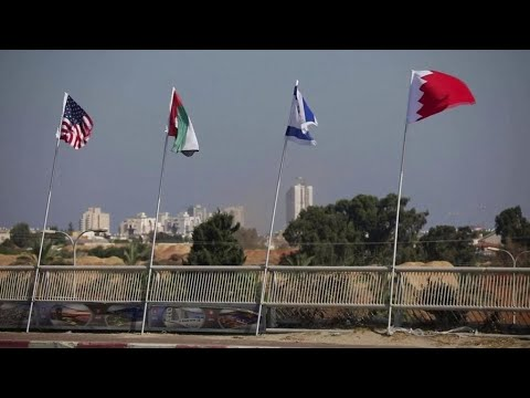 Hopes for economic boost from Israel's agreements with the UAE and Bahrain