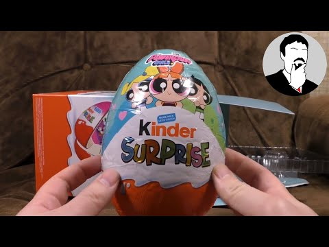 Giant Kinder Eggs