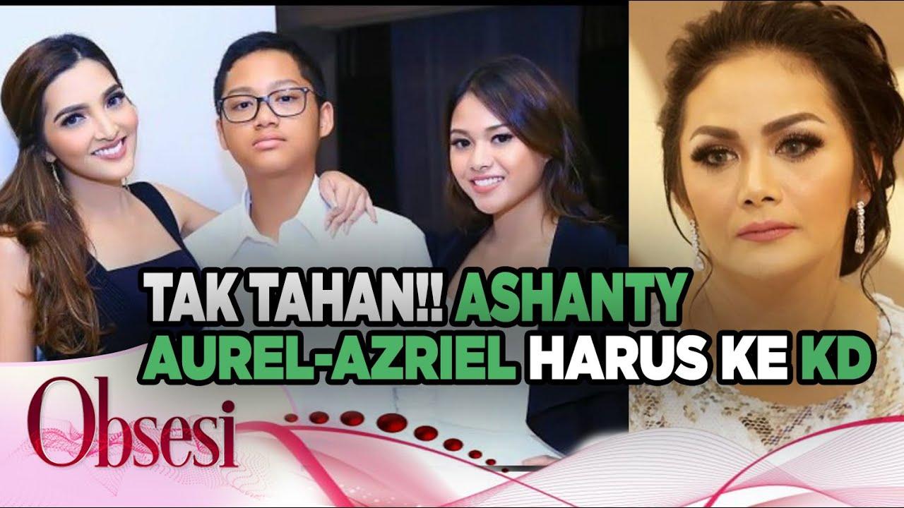 Tak Tahan!! Ashanty Suruh Aurel – Azriel Untuk Begini Ke Krisdayanti – OBSESI 30/06
