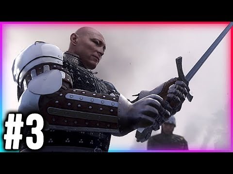 Kingdom Come: Deliverance Walkthrough Part 3 - Unlocking The Fence For Selling Stolen Goods!