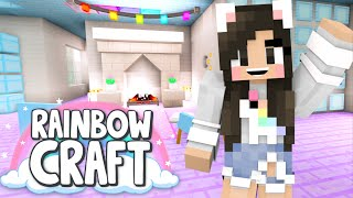 💙Redecorating My House + Looking at New Builds! Rainbowcraft Ep. 21