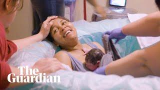'Black mothers were already scared': coronavirus home births
