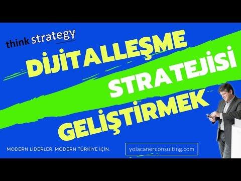 Dijitalleşme Stratejisi Nasıl Geliştirilir? 🤔
