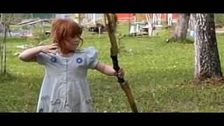 Дочь Робин Гуда!