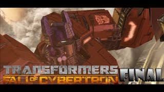 Трансформеры Падение Кибертрона 13 часть Финал