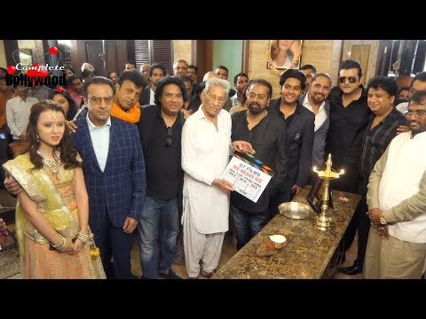 Rajkumar Kohli Gives Mahurat Clap Of Trilingual Indo Polish Film 'Nie Means Nie'