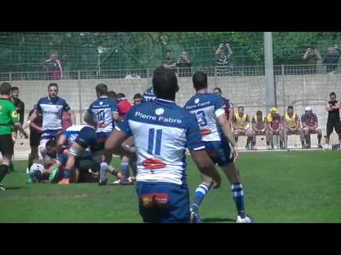 Replay Rugby Espoirs RCT Toulon vs Castres Olympique Match Championnat France Live TV Sports 2017