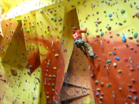 Interview With The Owners Of The Redpoint Climbing Centre In Birmingham, UK