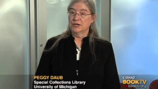 C-SPAN Cities Tour - Ann Arbor: P46 The Pauline Epistles