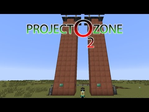 Project Ozone 2 Kappa Mode - THERMAL EVAPORATION TOWERS [E63] (Modded Minecraft Sky Block)