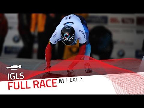 Igls | BMW IBSF World Cup 2016/2017 - Men's Skeleton Heat 2 | IBSF Official