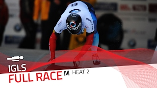 Igls | BMW IBSF World Cup 2016/2017 - Men's Skeleton Heat 2 | IBSF Official
