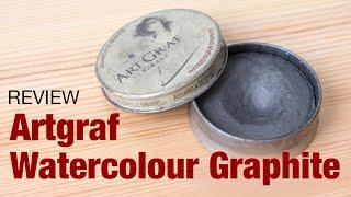 ARTGRAF WATERCOLOR GRAPHITE 20G TIN