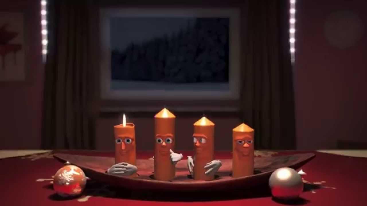 puppeteers kleiner gru zum 2 advent frohe weihnachten. Black Bedroom Furniture Sets. Home Design Ideas