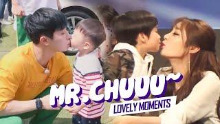Những khoảnh khắc hôn trẻ nhỏ cực đáng yêu của Idol Kpop - Kpop Idols Kisses With The Lucky Kids