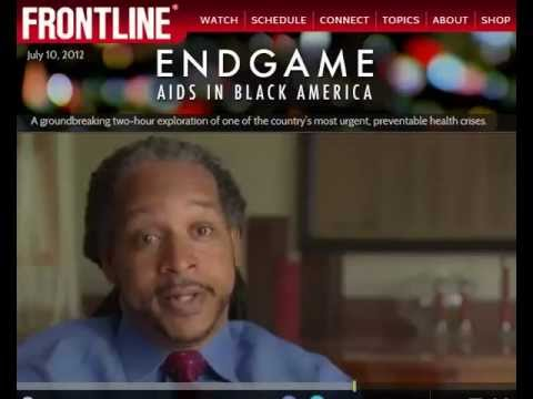 Patrick talks about HIV outbreak in the Southern United States