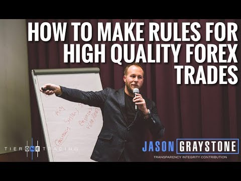 HIGH QUALITY FOREX TRADE RULES