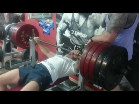 Andrzej Kocyła 2x 250kg