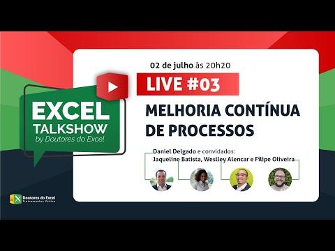#exceltalkshow---live-3---melhoria-contÍnua-de-processos-(pdca-no-excel)