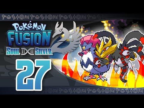 FUSIONES MUY PODEROSAS y EL COMBATE MAS DIFICIL #27 POKEMON FUSION 2 | Pokemon Silver Fusionlocke