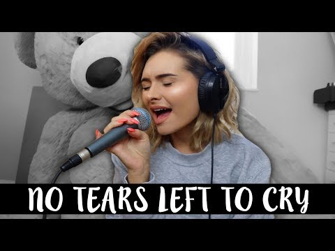 No Tears Left To Cry - Ariana Grande (cover)