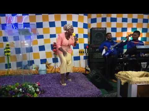 Live ministration by Sis OSINACHI NWACHUKWU @ AGC Douala 1 cameroon #VictoryVoice3