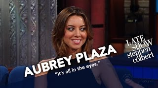 Aubrey Plaza Still Remembers The 4-H Pledge