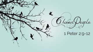 Chosen People - OFFICIAL LYRIC VIDEO