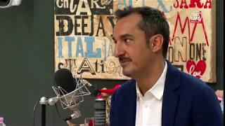 Zaytsev a  Deejay Chiama Italia