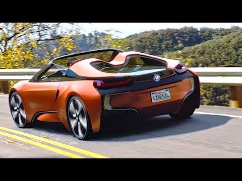 BMW i8 Roadster On Sale 2018 Teaser Commercial CARJAM TV HD
