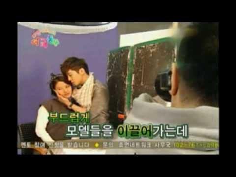 Hwang Bo & Brian Photoshoot