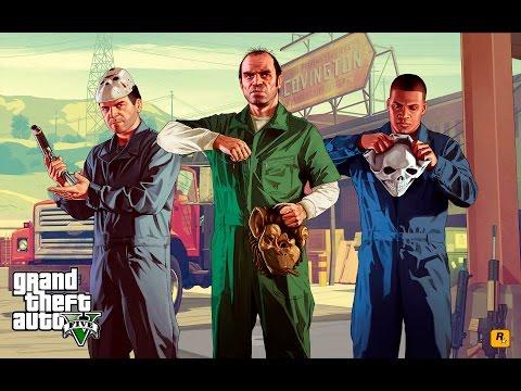 Grand Theft Auto V: Michael, Trevor, Franklin- Blitz Play