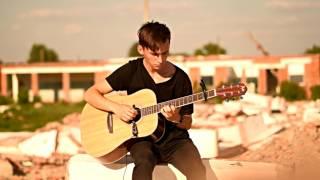 River flows in you на гитаре